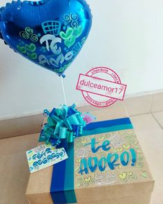 Birthday Box, Happy Birthday, Page Decoration, Bf Gifts, Ideas Para Fiestas, Happy Love, Gift Baskets, Hand Lettering, Diy And Crafts