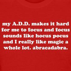 lol.  Pretty much how my brain works.