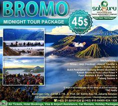 Satguru Indonesia - Travel Management Company, 6 : Hello travelers, mau berwisata  ke Bromo bersama kami dengan harga terjangkau dan kenyamanan bersama keluarga? 👉Pesan sekarang juga! *harga sewaktu-waktu bisa berubah. -------------------------- 💳Dapatkan diskon dan promo khusus lainnya di bulan ini. -------------------------- 🏠Hubungi kami atau kunjungi: 📍Kuningan City - Level 2 / 18  Jl. Prof. Dr. Satrio Kav.18 Jakarta.  Check our bio for details.  IG: @satgurutravel.id  FB…