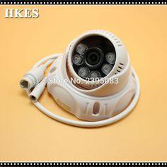 HKES D627 1920*1080P 2.0MP Mini Indoor White IP Camera Security Camera ONVIF P2P CCTV IP Cam
