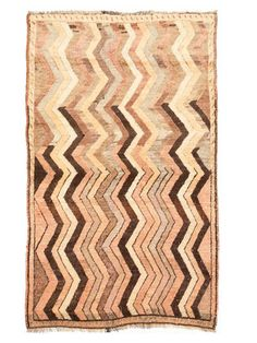 @Gilt.com ABC Home Gabbeh Hand-Knotted Rug... This is fabulous