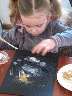 House of Baby Piranha: spice painting