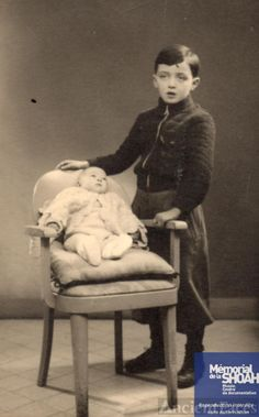 Henri Sejwacz *baby* 10 Month Olds, France 1, Family History, World War Ii, Family Photos, First Love, The Past, Camps