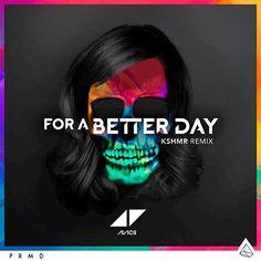 """Ouça """"For A Better Day"""", a nova música do Avicii Tim Bergling, Album Cover Design, Sweet Soul, Better Day, Edm, Album Covers, Songs, Cover Art, Live"""