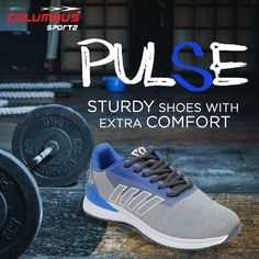 Give a new look to your style with #Pulse from the #Columbusshoes. #comfortshoes #pulseseries #clbsports