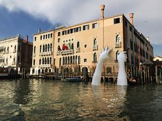 Halcyon Gallery is pleased to announce Lorenzo Quinn's new monumental sculpture at the Ca' Sagredo Hotel during Venice Biennale 2017. On 13 May, contemporary artist, Lorenzo Quinn, will launch his new monumental sculpture at the Ca' Sagredo Hotel, Venice. Internationally renowned as one of the most popular sculptors of our times, the installation showcases Quinn's artistic progression and his experimentation with new mediums and subject matter to transmit his passion for eternal values and…