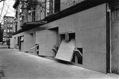 New York Architecture Images- Storefront for Art and Architecture