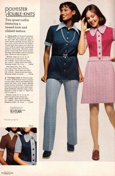 Sears 1974 Fall Winter Catalog 0020 Pages of Polyester: The Sears 1974 Catalog