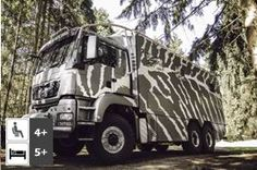 MAN TGS 26.440 6x6 Family Expedition Truck