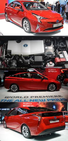 Plug-in Toyota Prius Debuts at New York Motor Show Get more details at: http://www.replacementengines.co.uk/car-md.asp?part=all-toyota-prius-engine&mo_id=984