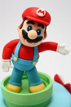 Mario Bross topper