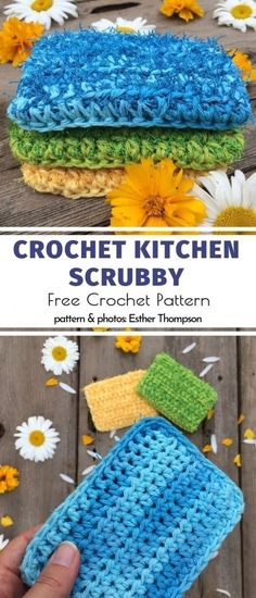There is so many things that you can make yourself with yarn and crochet hook! You can create something beautiful within minutes, so why not make something useful, too? Today's collection of Useful Crochet Kitchen Accessories is full of inspiration. You can easily refresh your kitchen or create a lovely It could sound to begin with like the Turkish towel is much like most other towels, but usually there are some unique features making it stand out. #peshtemal #peshtemaltowel #turkishtowel Crochet Kitchen Towels, Crochet Towel, Crochet Yarn, Crochet Geek, Blanket Crochet, Cotton Crochet, Crotchet, Crochet Hooks, Scrubbies Crochet Pattern