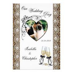 See MoreCheetah Print Champagne Glass Wedding Invitationslowest price for you. In addition you can compare price with another store and read helpful reviews. Buy