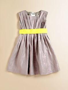Kico Kids - Toddler's & Little Girl's Pleated Corset Dress - Saks.com
