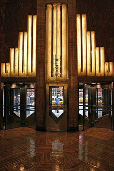 Art Deco and Art Nouveau! : Photo