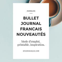 Bullet Journal français: 3 nouveaux blogs à découvrir!