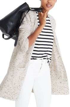 Madewell donegal cardigan