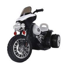 Kids Ride On Electric Motorbike 6V Battery MP3 Input 5-8 Years 3-4.5 Km Scooter  #KidsRideOnElectricMotorbike #Motorbikes