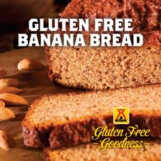 GF Banana Nut Bread