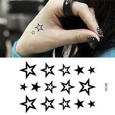 2017 new style waterproof temporary tattoo tatoo henna fake flash tattoo stickers Taty tatto