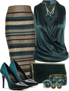 Great Striped Outfit Ideas for Different Occasions – Do you like these striped outfits? Why do you avoid wearing it? Although most striped outfits are catchy and intriguing, there are … -. , Awesome Striped Outfit Ideas for… Continue Reading → Komplette Outfits, Classy Outfits, Casual Outfits, Fashion Outfits, Womens Fashion, Striped Outfits, Teal Outfits, Ladies Outfits, Gold Outfit