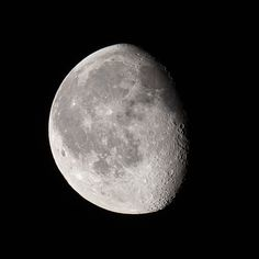 The Moon Tonight April well at on the Looks a bit like the Death Star today. The Moon Tonight, Moon Pictures, Death Star, Celestial, Stars, Sterne, Star