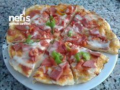 Tavada 10 Dakikada Pizza