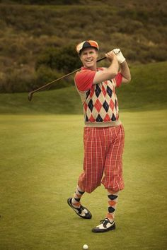 Will Ferrell Golfing - wouldn't it be fun to have him in your foursome? #golffun #golf