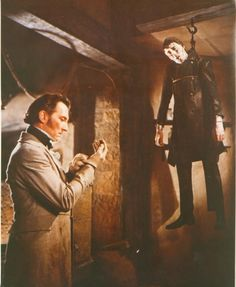 TIL that the reason Sir Christopher Lee does not speak in the 1966 film Dracula: Prince of Darkness is because he thought the lines for Dracula were so appalling that he refused to say them