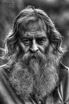 Flavio (by Marco Tantini) [old man with beard] Old Man With Beard, Old Man Face, Man Beard, Old Man Pictures, Old Man Portrait, Beard Haircut, Old Faces, Face Photography, Interesting Faces