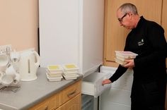 Our Cordia Kitchen service provides frozen meals to elderly and vulnerable people across Glasgow. Glasgow City, Frozen Meals, City Council, Home Recipes, Kitchen, People, Home Decor, Freezer Meals, Cuisine
