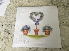 Cardio stamping and embossing folder - My WordPress Website Wedding Acceptance Card, Cardio Cards, Christmas Cards To Make, Christmas Ideas, Card Io, Create And Craft, Heart Cards, Embossing Folder, Flower Cards