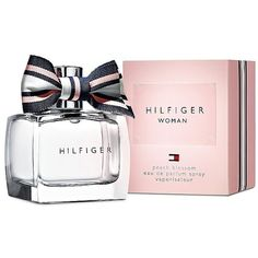 Tommy Hilfiger Hilfiger Woman Peach Blossom 1.7 Oz (£40) ❤ liked on Polyvore featuring beauty products, fragrance, tommy hilfiger, blossom perfume, tommy hilfiger fragrance, fruity perfume and flower perfume