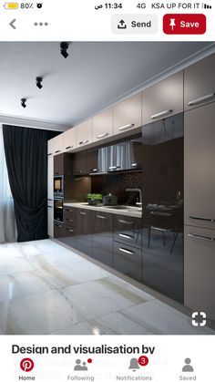 Things You Should Know About Best Modern Kitchen Cabinets Design Decoration Ideas You ought to use the top cabinets when you require additional storag. Kitchen Room Design, Modern Kitchen Cabinets, Modern Farmhouse Kitchens, Kitchen Cabinet Design, Modern Kitchen Design, Home Decor Kitchen, Rustic Kitchen, Interior Design Kitchen, Kitchen Furniture