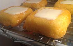 Lemon Posset Shortcakes