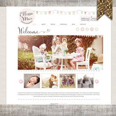 Custom Website Design  Wordpress Website Design by saffyloves, £600.00