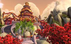 First Screens Of World Of Warcraft's Mists Of Pandaria | Kotaku Australia