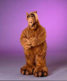 Alf, mi extraterrestre favorito.