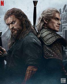 Henry Cavill, Witcher Wallpaper, The Witcher Geralt, Young Prince, Jason Momoa, Film Serie, Cultura Pop, Aquaman, Beard Styles