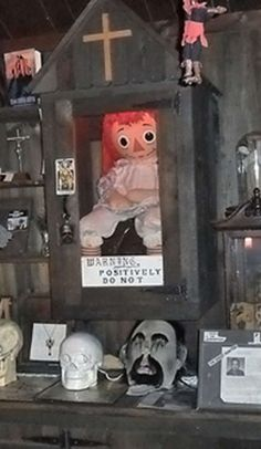 Creepy Connecticut: visit the weirdest places in New England