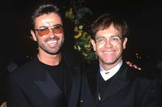 Elton John Shares Touching Message about Late Friend George Michael #AndrewRidgeley, #Death, #EltonJohn, #Emotional, #Friendship, #GeorgeMichael, #Message, #Touching, #Tribute