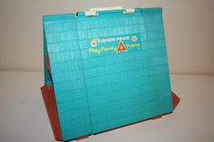 fisher price vintage A Frame House