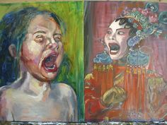 scream finish by ~whocare on deviantART