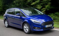 Ford S-Max II 2016