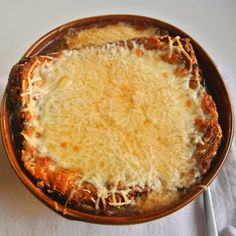 Gourmet Cooking For Two: French Onion Soup