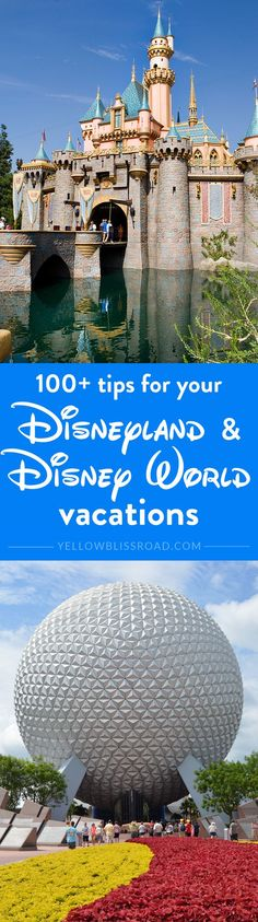 Planning a Disneyland vacation? Or maybe you're planning a trip to Walt Disney World? Whether you're visitingDisney on the East Coast or the West, we have got you covered! In this article you will find hundreds of tips from mom's who've been there – from Disneyland must-know tips and tricks to the best food, to …