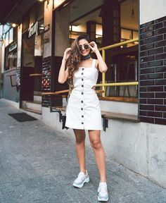 Trendy Moda 2019 Noche Casual in 2020 Casual Dresses, Fashion Dresses, Casual Outfits, Cute Outfits, Maxi Dresses, Fashion Moda, Girl Fashion, Womens Fashion, Style Casual