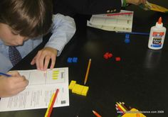 6th Grade - Legos to reinforce elements, compounds, mixtures.