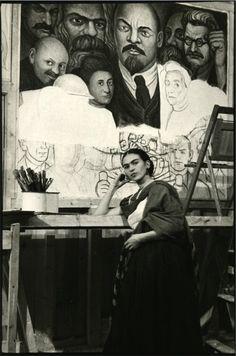 Фрида Кало и Луциенне, прича о пријатељству између две жене и уметника