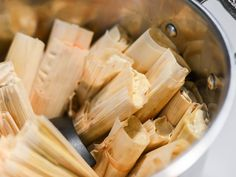 After a few rounds of recipe testing, this version with three options for fillings will give you plenty of light, tender, airy, and incredibly flavor tamales that you can eat for meals, snacks, and even freeze for later.